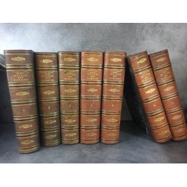 Duruy Victor Histoire des Romains Hachette 1885 bel exemplaire livre de référence, nombreuses gravures et chromolithographies