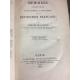 Lombard de Langres Mémoires pour servir à l'histoire de la révolution française complet 2 volumes