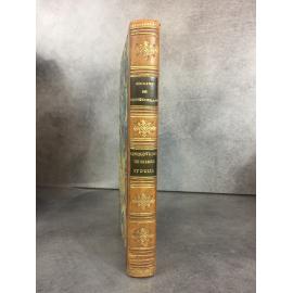 Pontécoulant Histoire des révolutions des villes de Nismes et d'Uzès Edition originale 1820