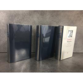 Collection Bibliothèque de la pléiade NRF Casanova Mémoires Collector 1964