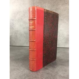 Michelet Jules La sorcière Novembre 1862 Edition originale Paris Hetzel Dentu