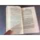 Les conseils de la sagesse ou recueil des maximes de salomon Paris 1736 complet