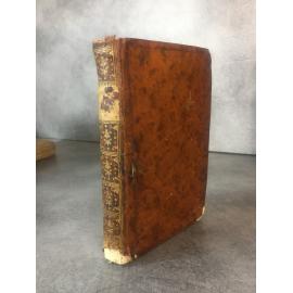 Rare impression de Rodez Girard abbé, Préceptes de Rhétorique tirés des meilleurs auteurs 1786 Edition originale