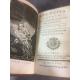 Nuits d'Young Traduit de l'Anglais par Le tourneur provenance A Terral Pittore Le Jay 1770
