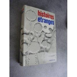 Histoires Etranges Casterman 1964 Etat de neuf relié + jaquette