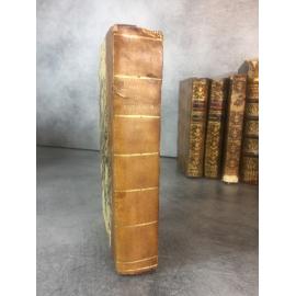 Richard Guide du voyageur en France Bien complet grande carte de France Provenance Busseul