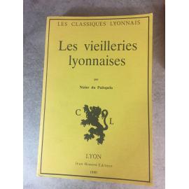Nizier de Puitspelu Le Littré de la Grand'Côte Lyon Patois Linguistique Réédition Honoré 1980 numéroté.