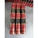 L'encyclopédie moderne de Firmin Didot Léon Renier Complete 3 atlas reliures veau rouge
