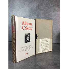 Album Pléiade Colette 1984 très bon état de neuf