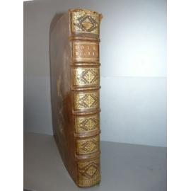 Héricourt édition 1736 in folio Les loix ecclesiastiques de france dans leur ordre naturel