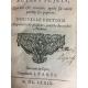 Pascal pensées de M. sur la religion et sur quelques autres sujets Paris [Bruxelles] 1679 De Chaponay Elzevirs