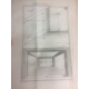 Ozanam La perspective théorique et pratique 36 planches hors texte Architecture dessin mathématique 1769s
