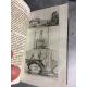 Ogier Lyon Ancien et moderne supplément à la France par Canton plans et gravures chez l'auteur rare