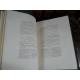 Précieux tirage en grand papier. La Sainte Bible. Traduite en français par Lemaistre de Sacy.