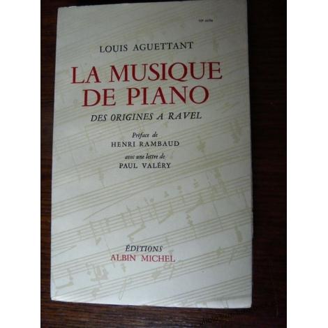 LA MUSIQUE POUR PIANO AGUETTANT