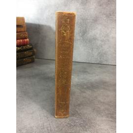 Balzac Honoré de scene de la Vie privée la vendetta Charpentier 1839 Edition partie originale reliure du temps