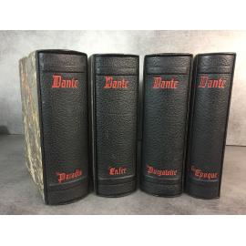 Dante La divine comédie De Tête sur japon nacré, Illustrateur Edy Legrand Rare et splendide papier .le numero 39