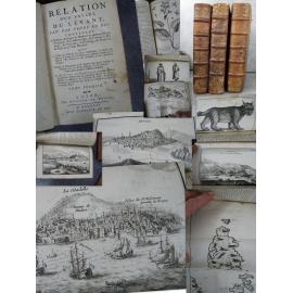 Pitton de Tournefort Voyage du Levant très illustré 153 planches 1717 tri centenaire