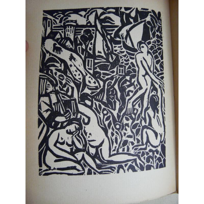 Apollinaire Guillaume Derain L'enchanteur pourrissant 1921