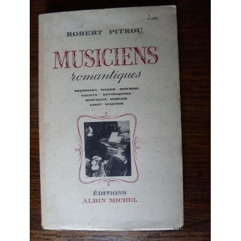 MUSICIENS ROMANTIQUES PITROU