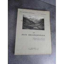 Ferrand Henry Les montagnes dauphinoises le pays Briançonnais