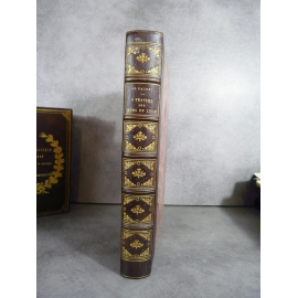Vachet A travers les rues de Lyon Edition originale tirée à 300 exemplaires Rare topographie toponymie
