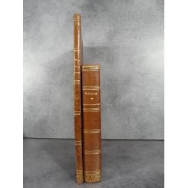 ÉMY (Colonel A.R). Cours élémentaire de Fortification, Edition originale avec son Atlas fort rare Militaria