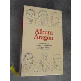 Album Pléiade état de neuf complet Aragon 1997