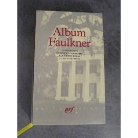 Album Pléiade état de neuf complet Faulkner 1995