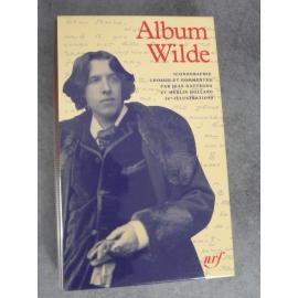 Album Pléiade état de neuf complet Wilde 1996