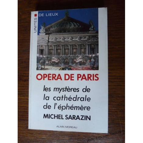 OPERA DE PARIS SARAZIN