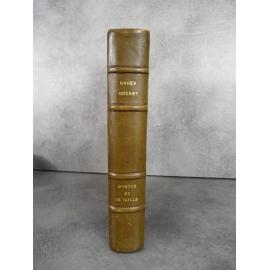 Escrime DUCRET (Roger). D'estoc et de taille. Paris, Editions Médicis, 1949