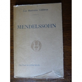 MENDELSSOHN STOEKLIN