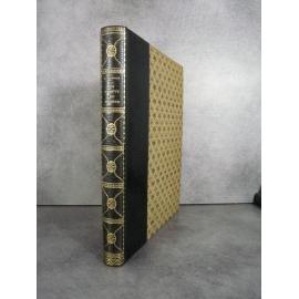 MONNIER La genève de Töpffer. Nté sur velin bien relié demi maroquin bien illustré beau livre 1930