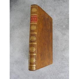 Siecle des lumières philosophie Lettres d'un vieillard à un jeune homme qui entre dans le monde EO 1788 Anonyme