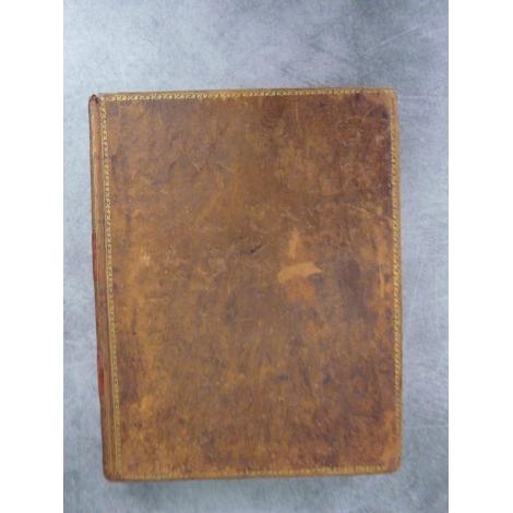 Atlas Recueil cartes géographiques,plans, vues et médailles