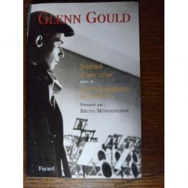 GLENN GOULD MONSAINGEON PIANO ARTISTE INTERPRETATION