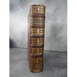 Renauldon Traité historique et pratique des droits seigneuriaux Histoire féodale 1765 Edition originale rare et précieuse.