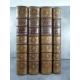 Calmet dictionnaire historique et critique de la bible Grand papier grand in folio complet des 204 gravures et cartes superbe