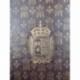 Reliure aux chiffres et armes de Marie Thérèse d'Autriche Ruette Semaine sainte maroquin rouge