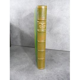 Blum Abraham Bosse et la société française au dix septième siècle Gravure Perspective Architecture Bien relié beau livre cadeau