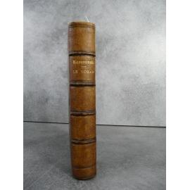 Le Koran Coran Mahomet traduction nouvelle de Kasimirski Paris Charpentier 1869