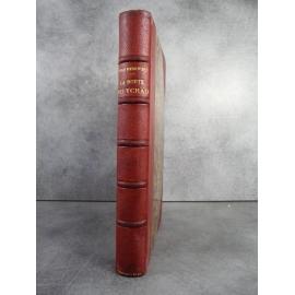 Jean Dybowski La route du Tchad du Loango au Chari 136 dessins 1893 reliure cuir voyage géographie