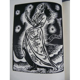 Nouno Judlin Sainte Sara la brune Provence Gitans illustré Pertus 1948 bel exemplaire N° 948