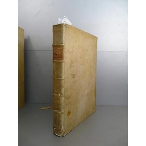 C. Pli. Caecilii Pline Les lettres Imprimé à Venise en 1519 pour Jean Rubeum Vesuve Vesuvio