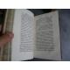 Pouteau œuvres Médecine Hotel dieu Lyon Edition originale 1783 veau