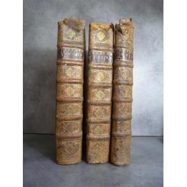 Droit Manuscrit in folio du XVIIe environ 300 feuillets par ordre alphabétique...