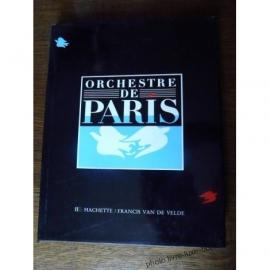 ORCHESTRE DE PARIS SON HISTOIRE