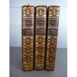 Millot, Curne de Sainte Palaye, Histoire littéraire des Troubadours Rambuteau
