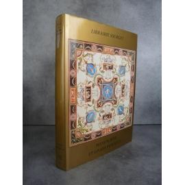 Bibliophilie bibliographie catalogue Sourget XVIII 1998 Manuscrits livres précieux